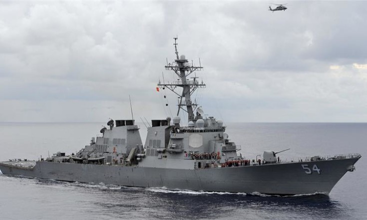 US-Navy-destroyer-sailed-12-miles